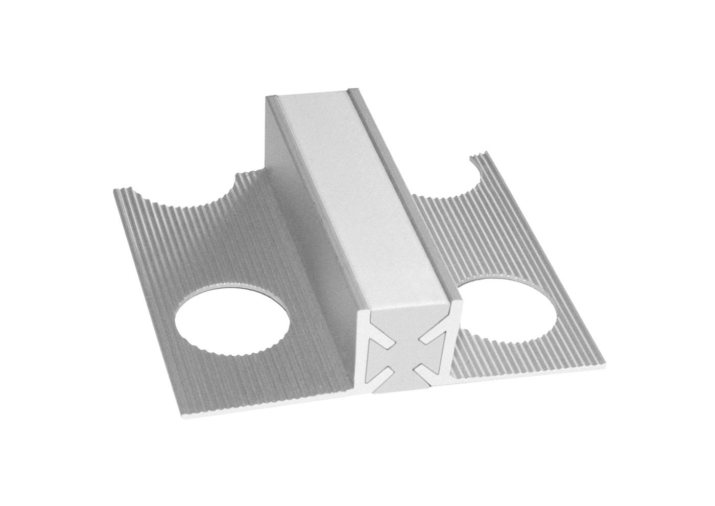 giunto dilatazione alluminio