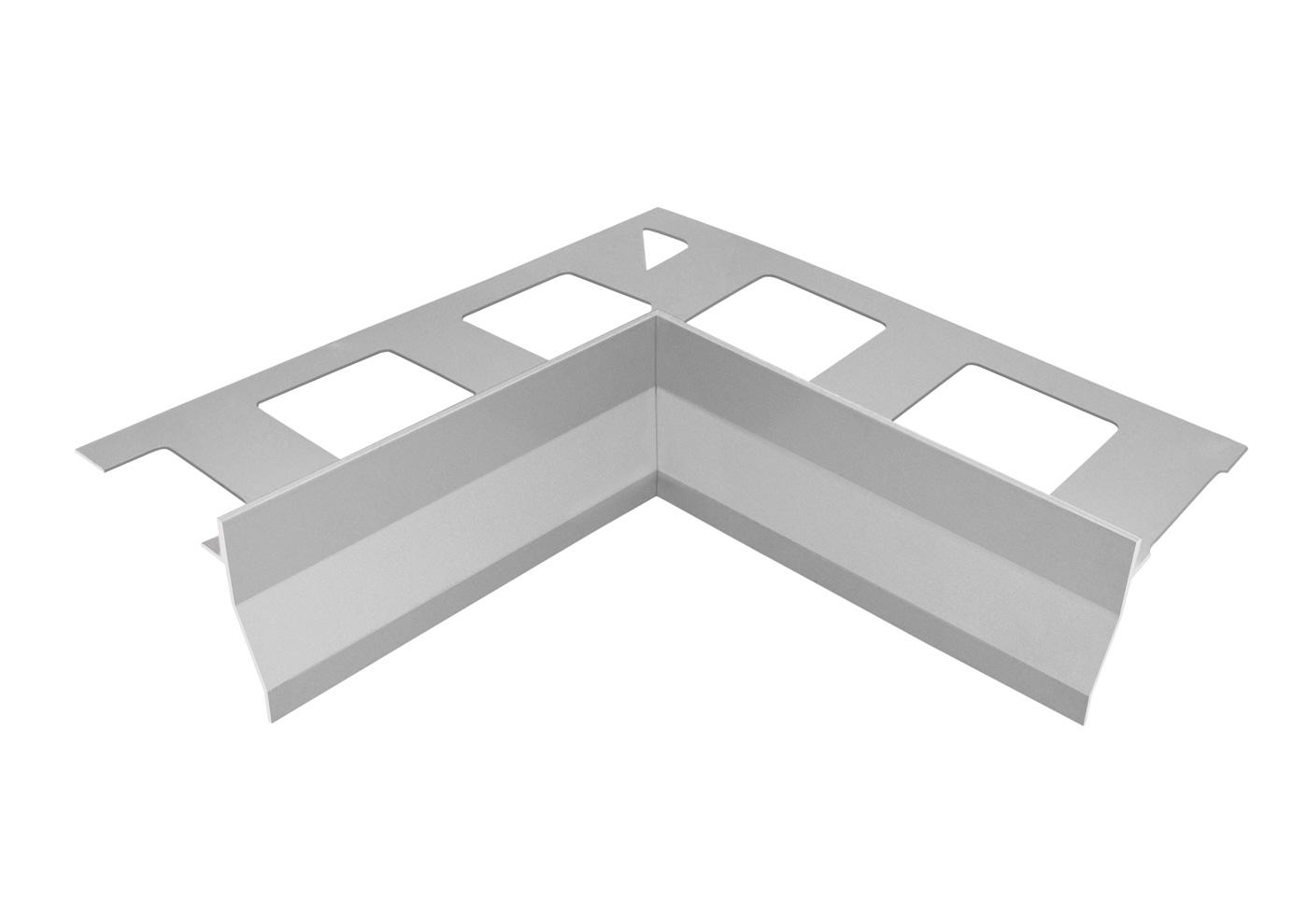 Perfil de aluminio con goterón