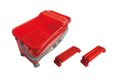 Kit blade rojo con accesorios