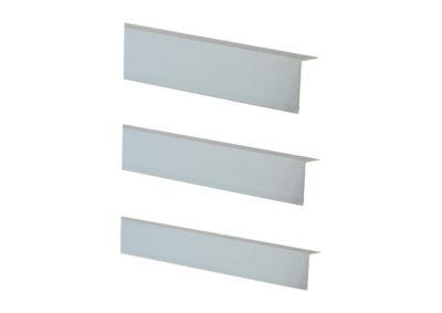 Guardavivo de aluminio