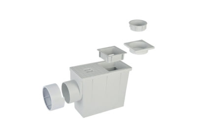 Accessories of pluvial catch basin