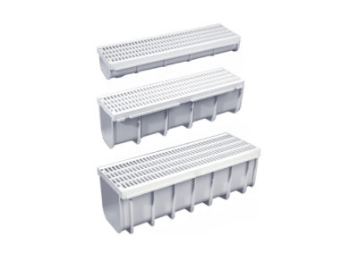 Complete conduit + Grating