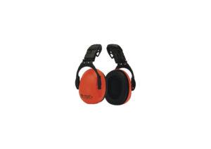 Ear protectors for helmet