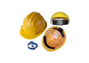Safety helmet Ares ELM with control knob