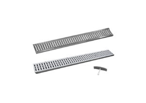 "Grating + Accessories for drain channel ""nor"""