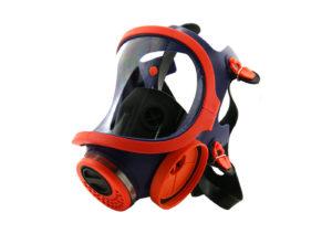 Maschera con filtri