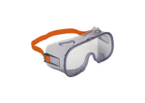 Complete frame goggles
