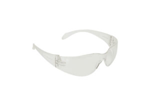 Panoramic polycarbonate goggles