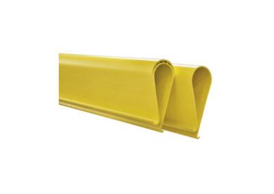 Protección para barras de acero