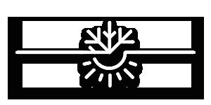 accesori per isolamento termico icona
